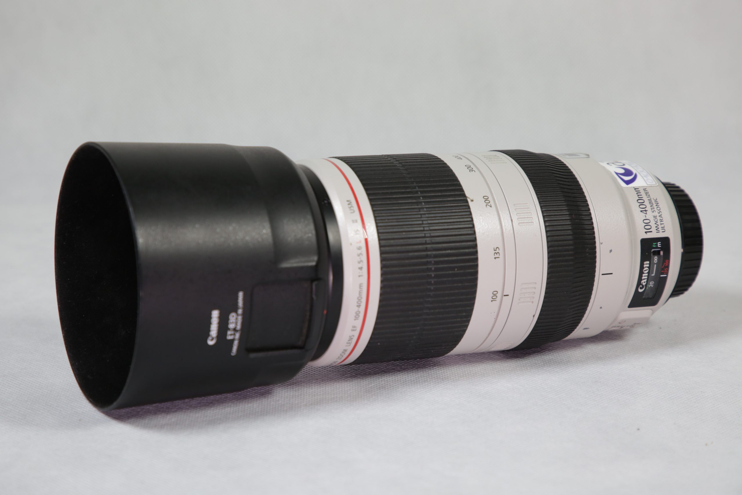Canon 100-400mm f4.5-5.6 L IS II USM