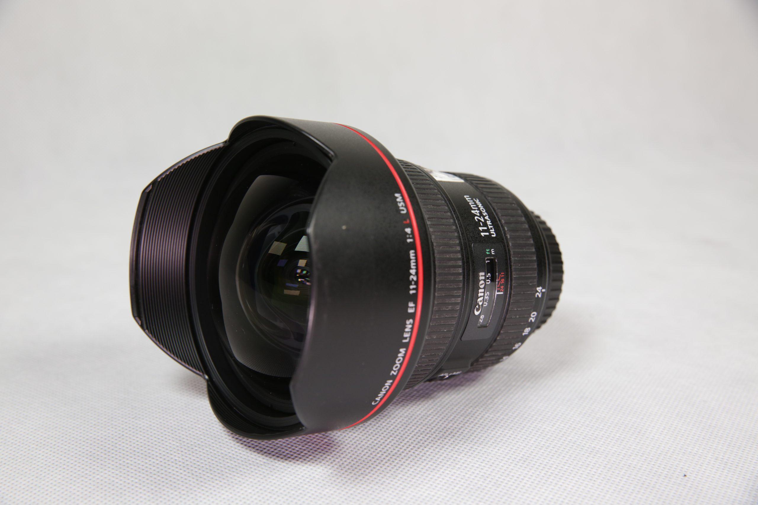 Canon 11-24mm f4.0 L USM