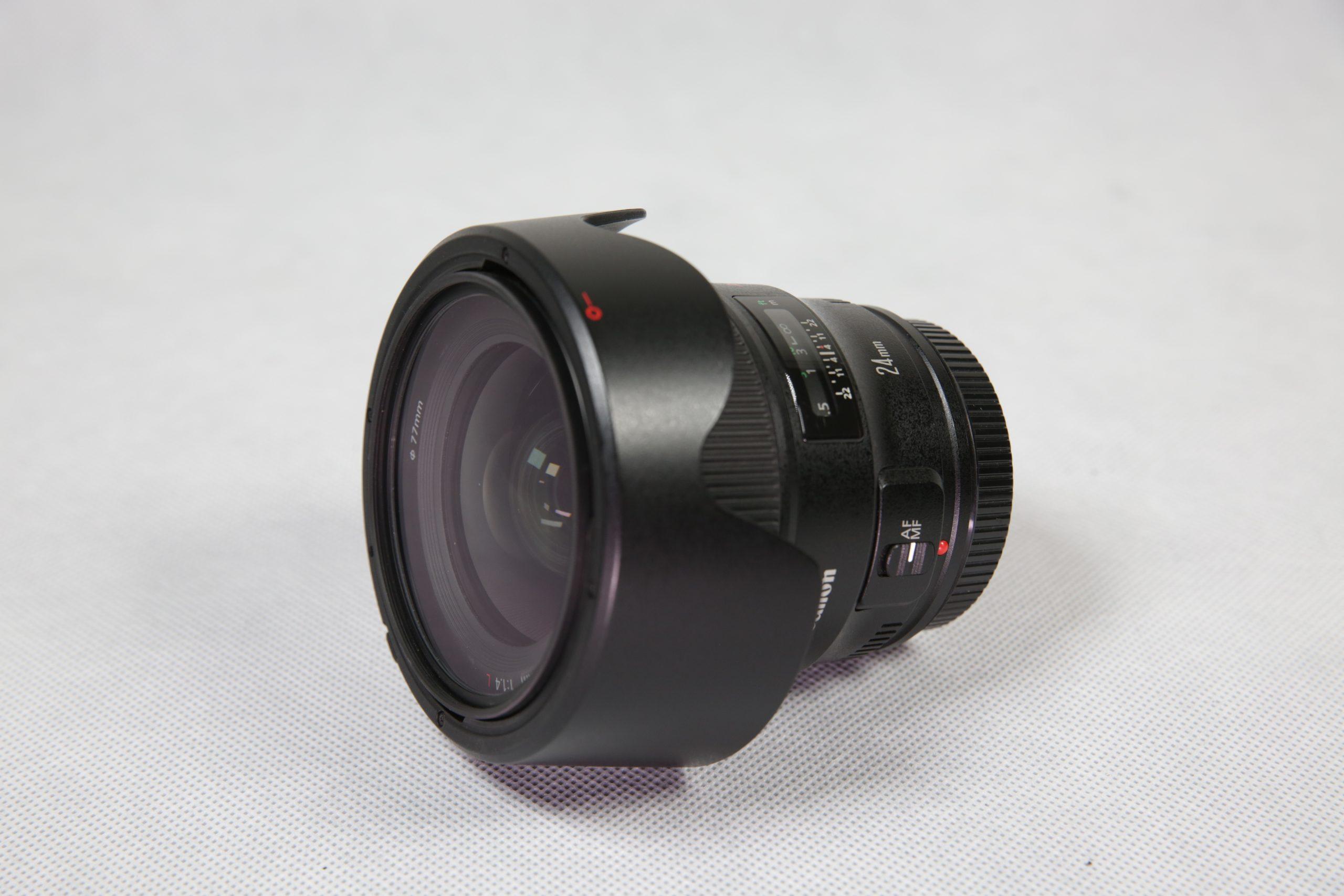 Canon 24mm f1.4 II USM