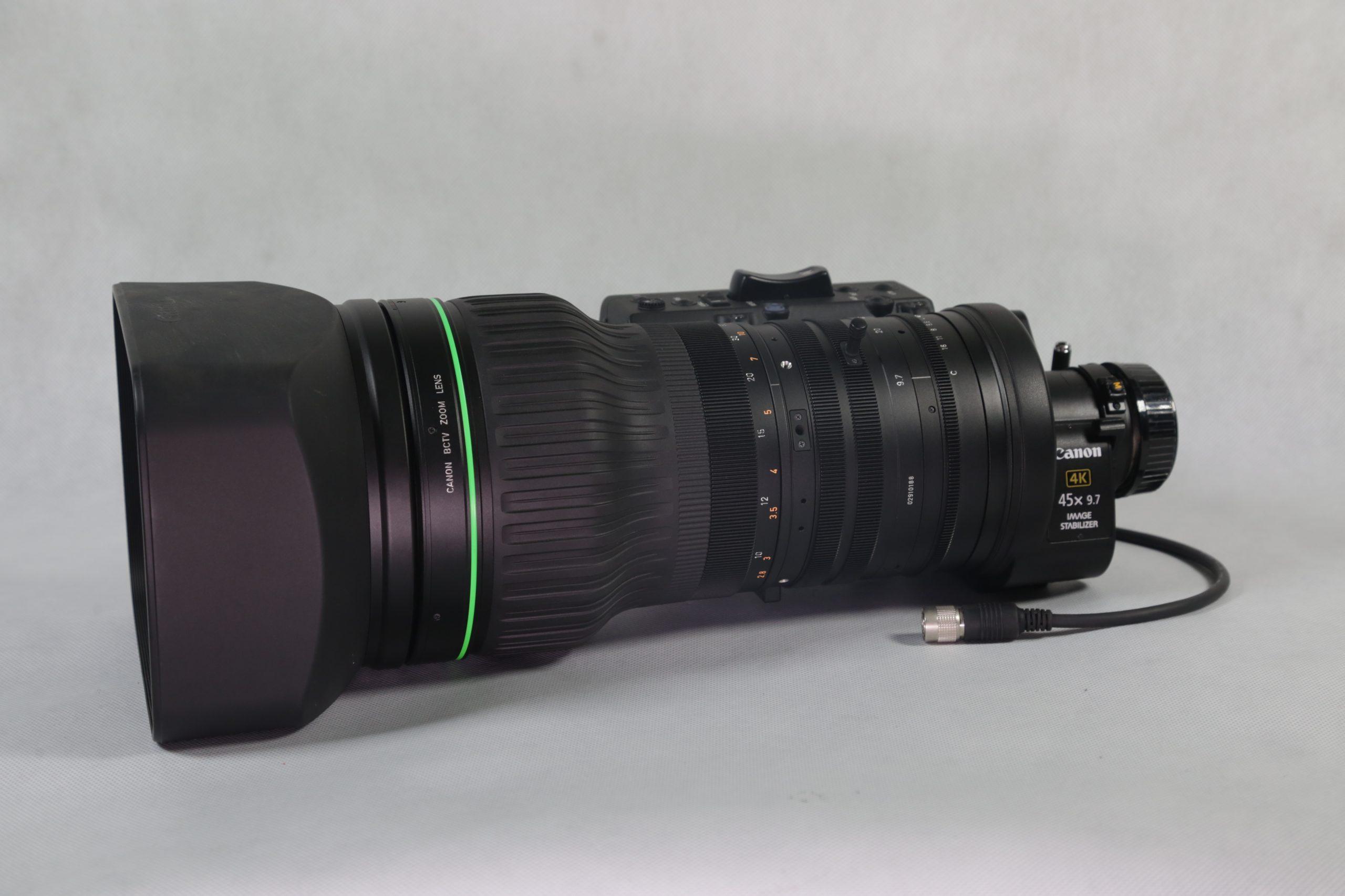 Canon CJ45e x 9.7B IASE - VH UHD