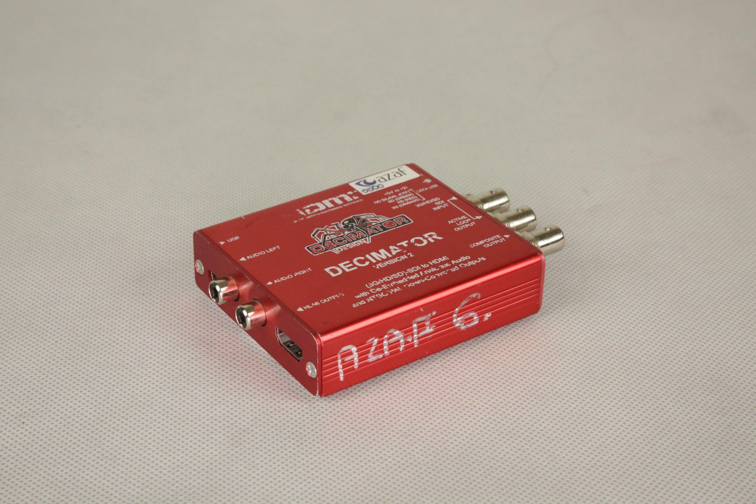 Decimator SDI to HDMI