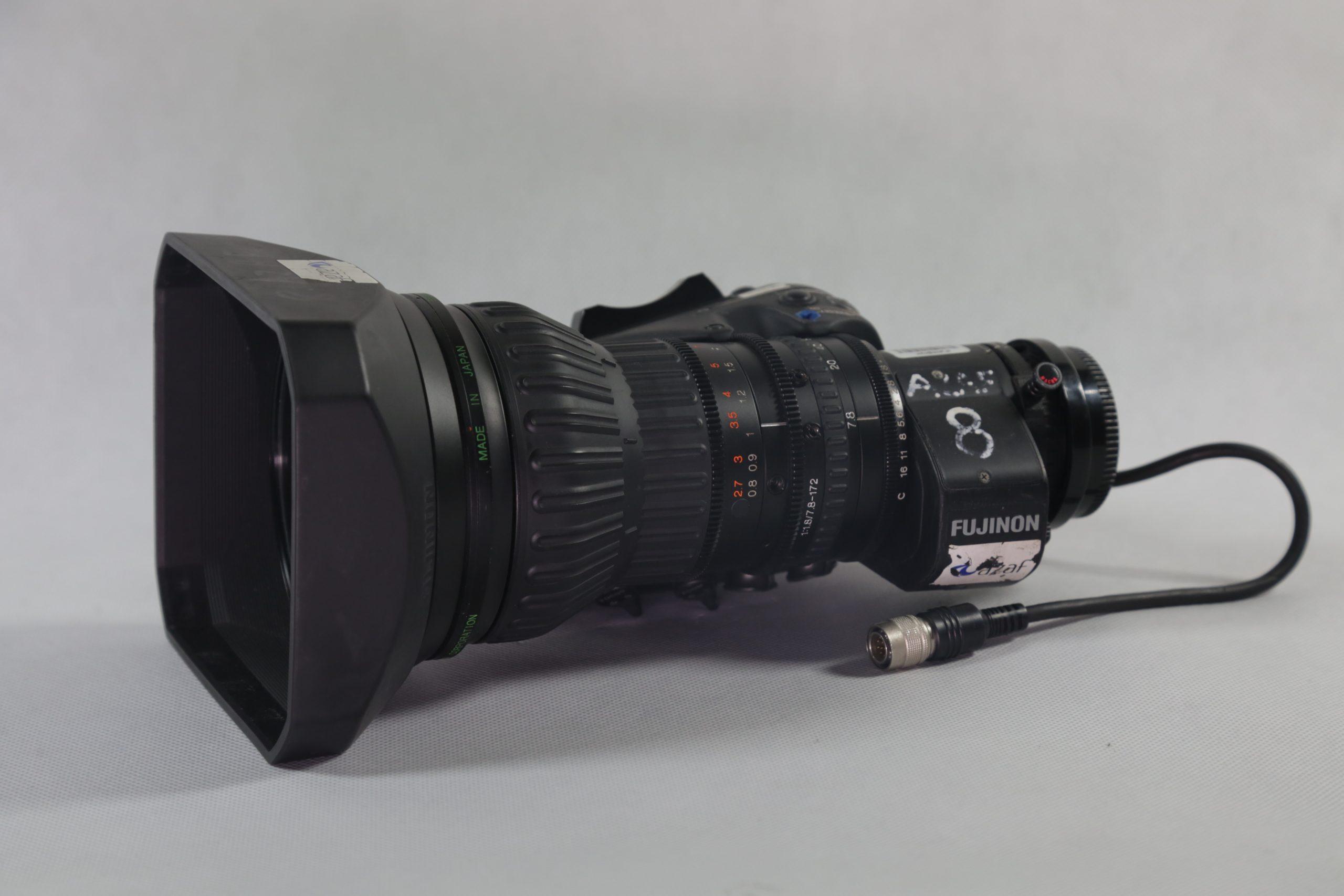 Fujinon A22x7.8 BERD - S48B