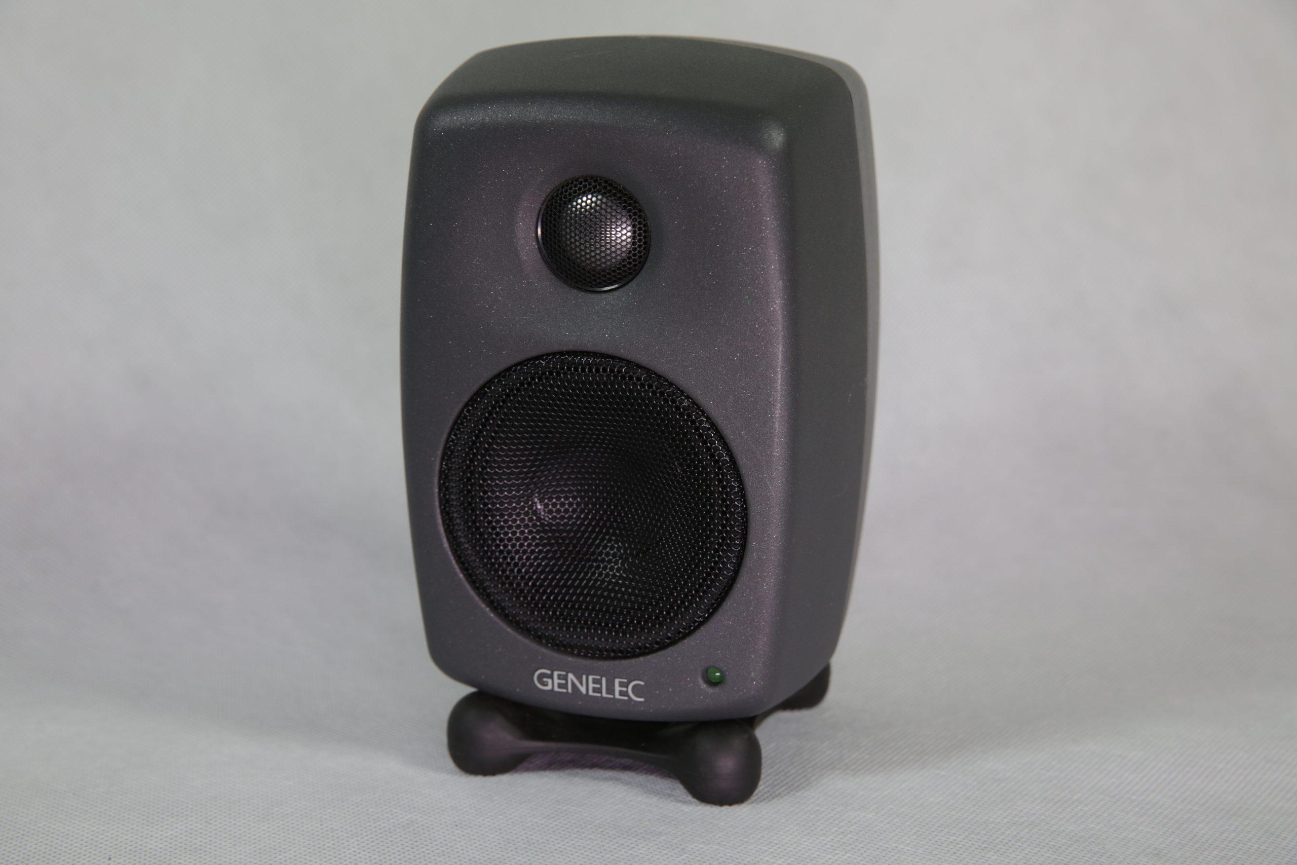 Genelec 8010A - monitory odłuchowe
