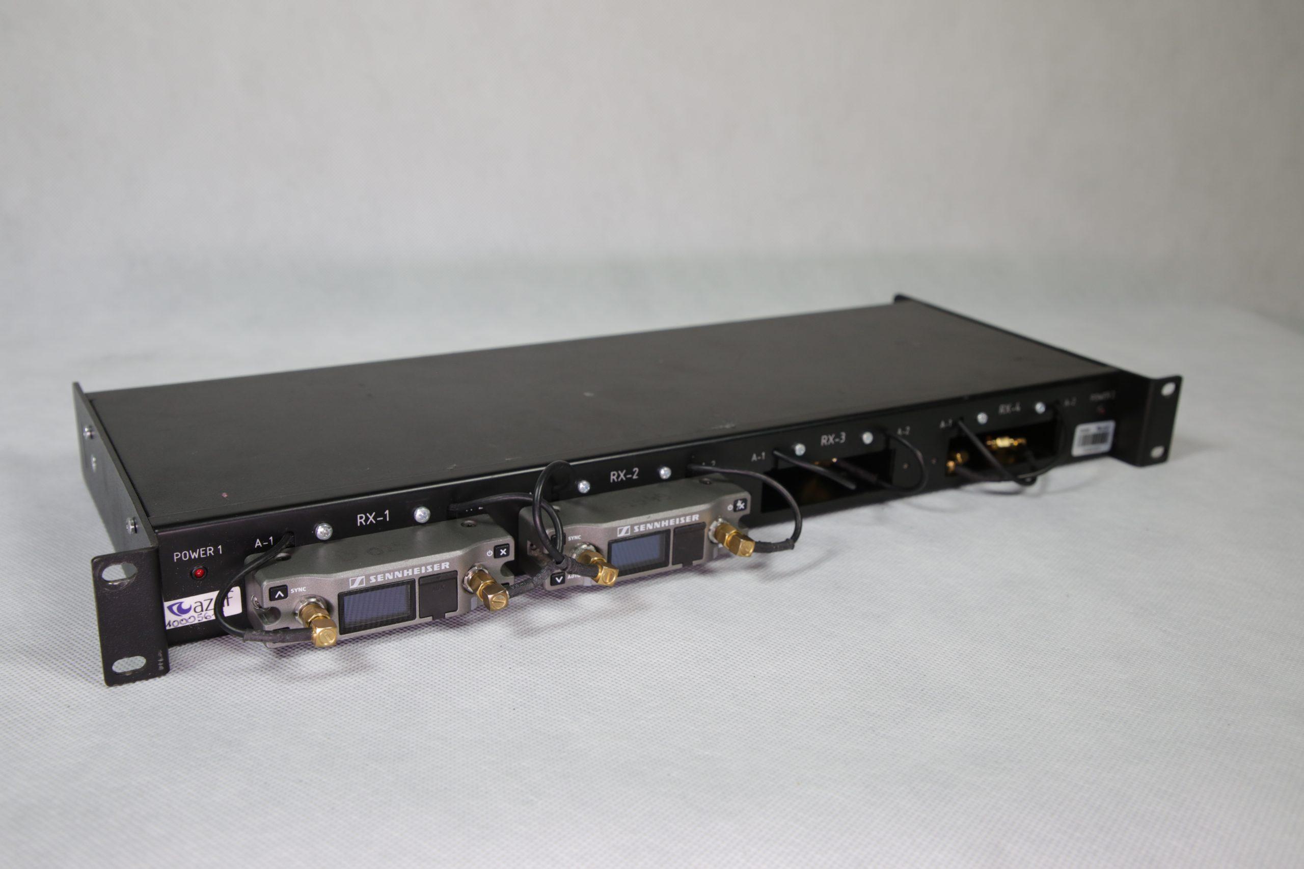 Next Level Rack + Sennheiser EK6042
