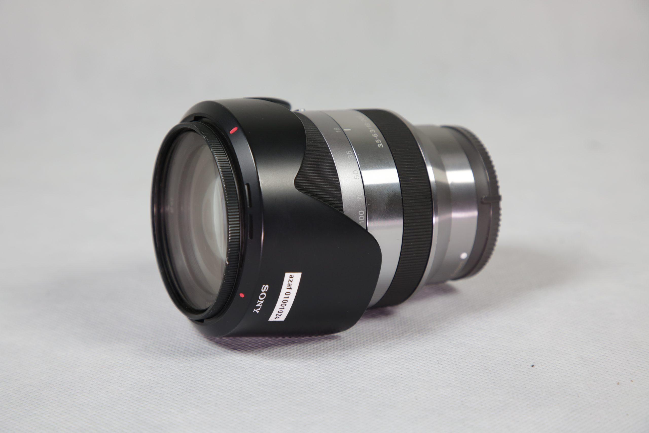 Sony SEL 18-200