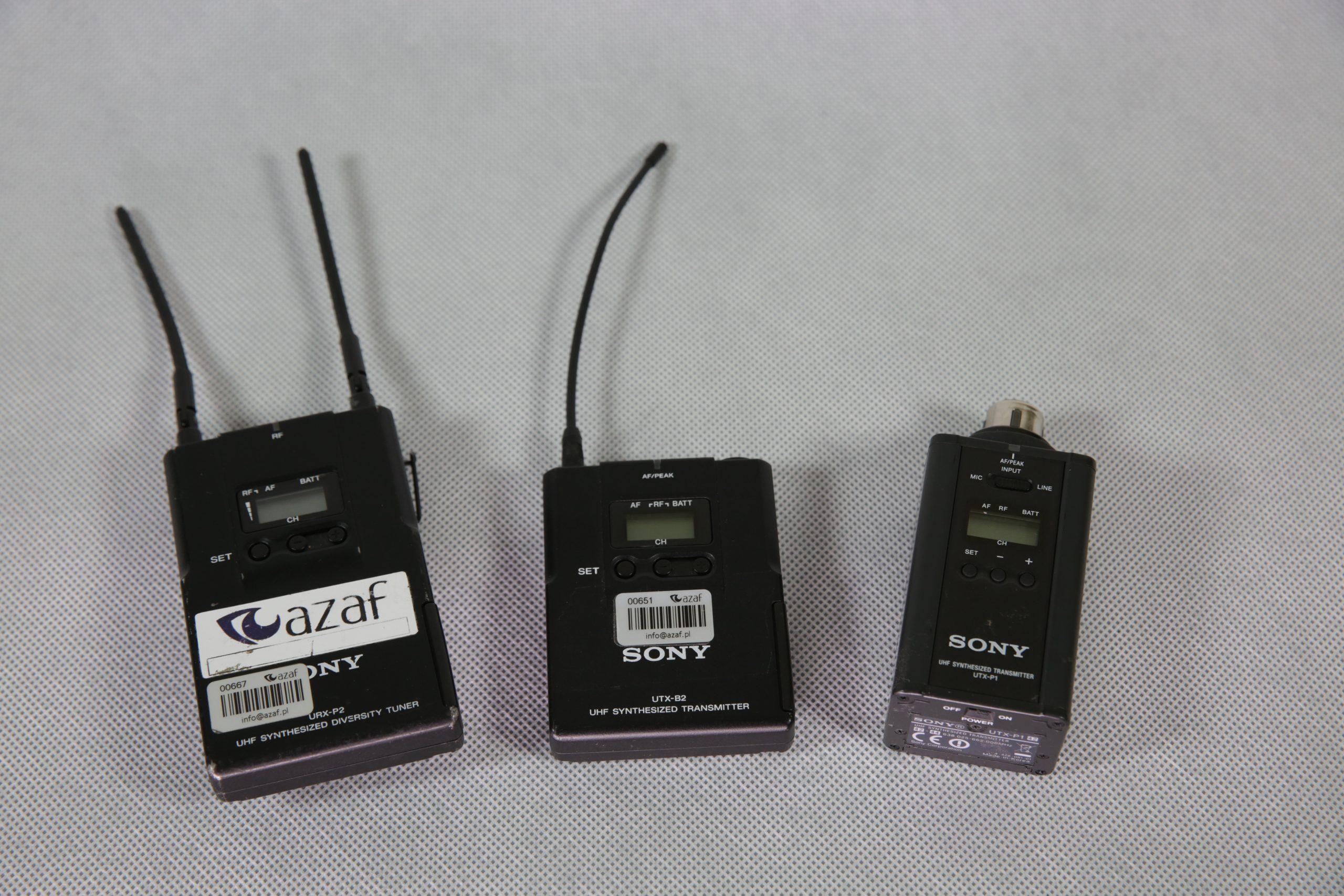 Sony zestaw ENG