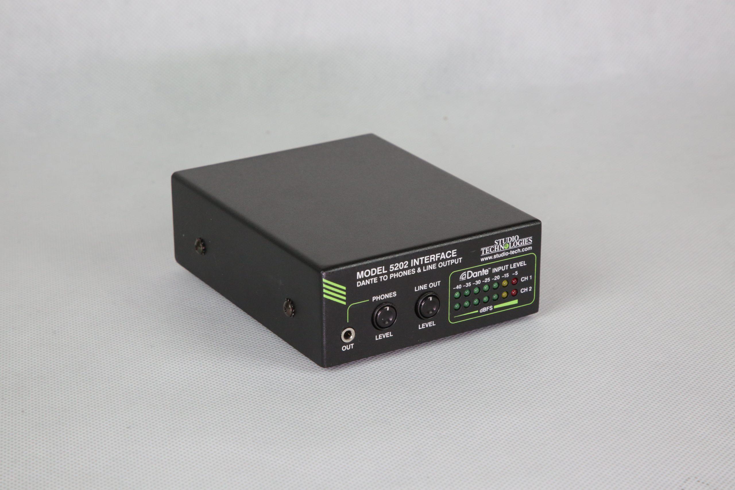 Studio Technologies Model 5202