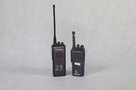 motorola GP300 & CP040
