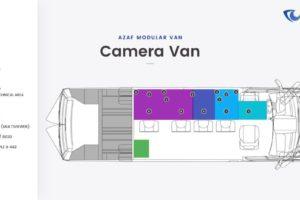 AZAF VAN camera van 0 layout