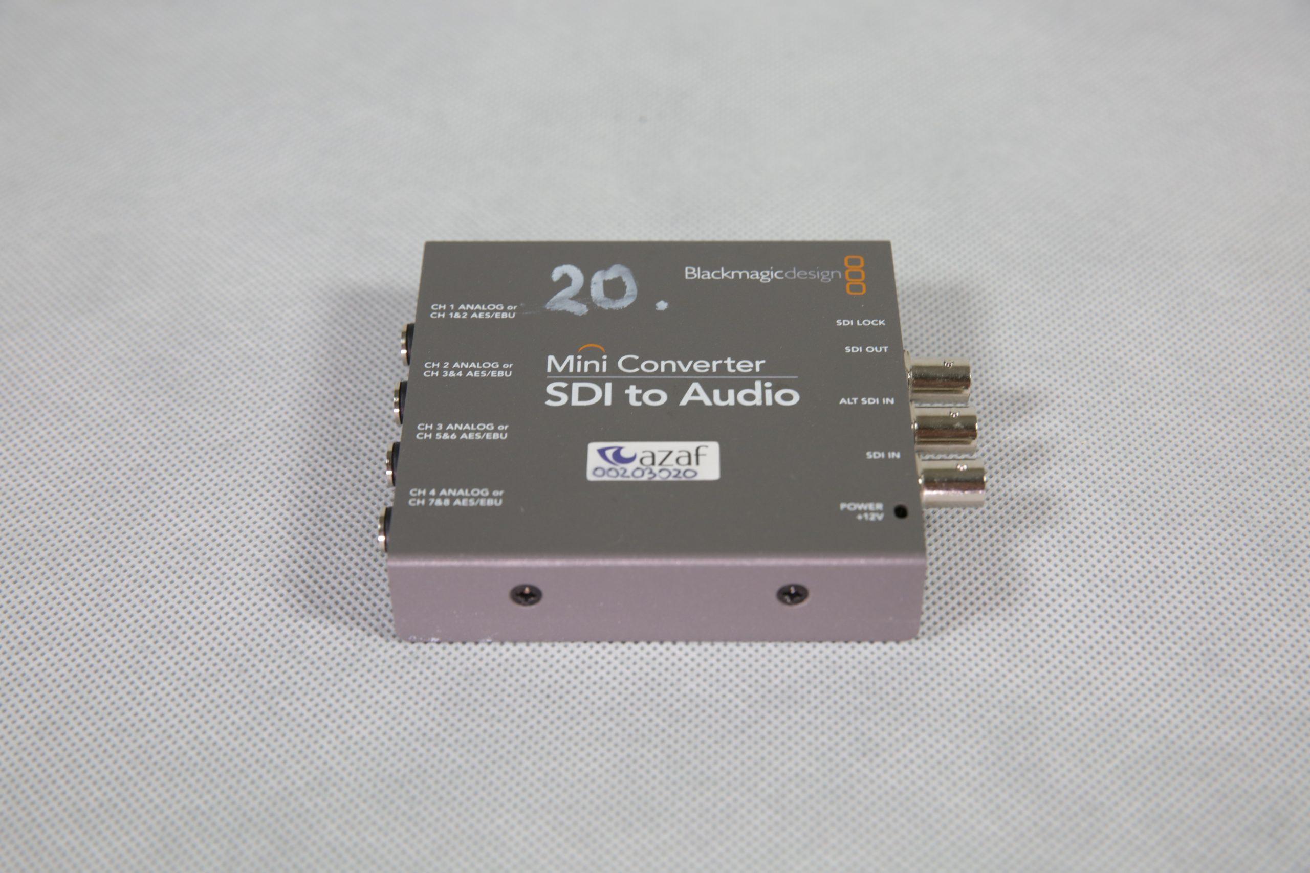 Przetworniki Audio/Video