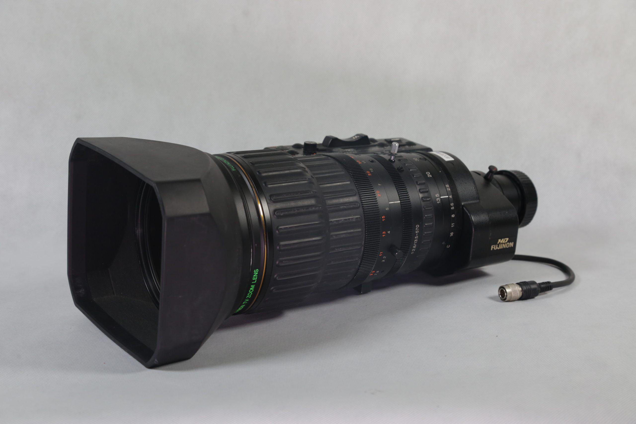 Obiektywy Broadcast