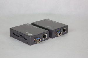 TP-Link MC220L 1GB + SFP LC UPC SM