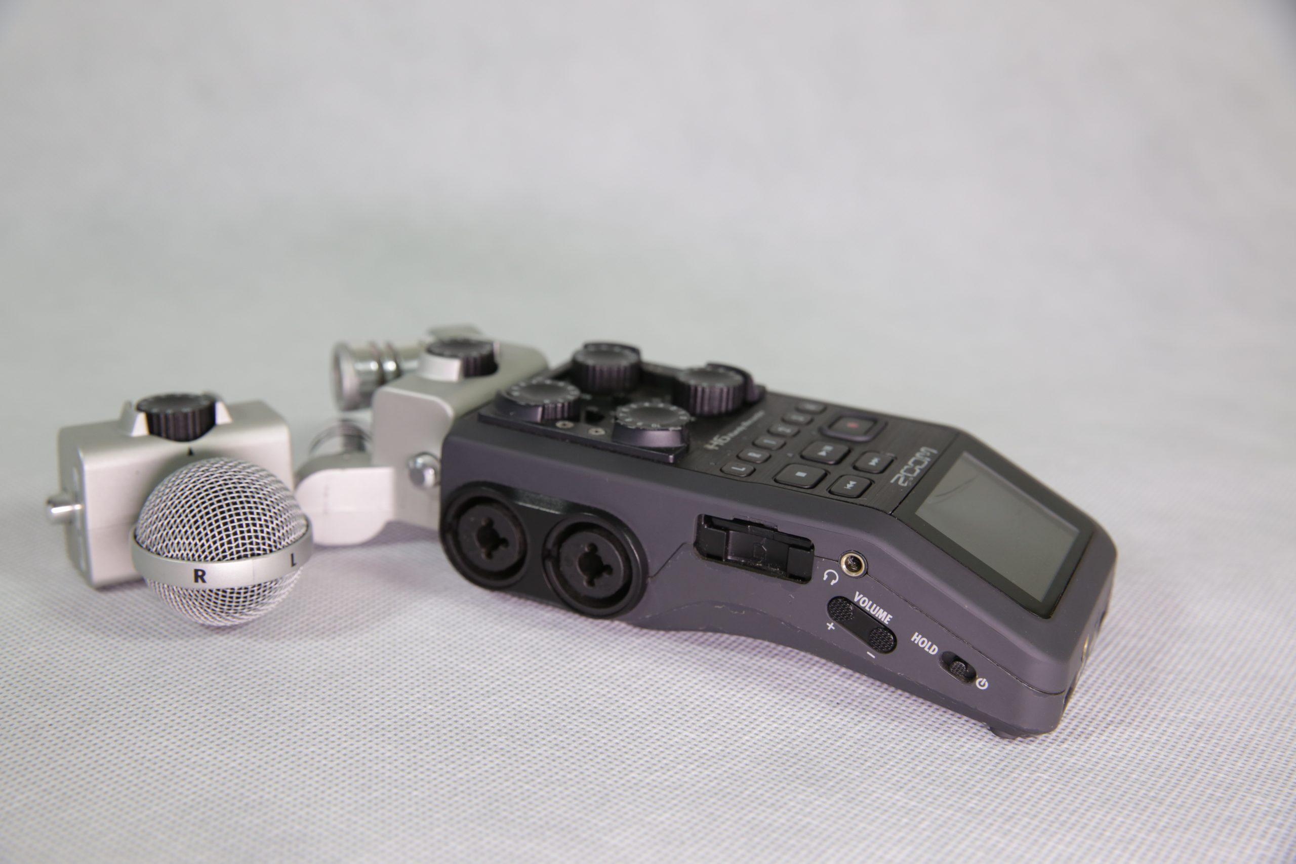 Rejestratory Audio