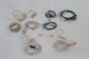 mikrofony nagłowne i lavalier