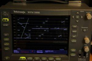 Tektronix WFM 5000