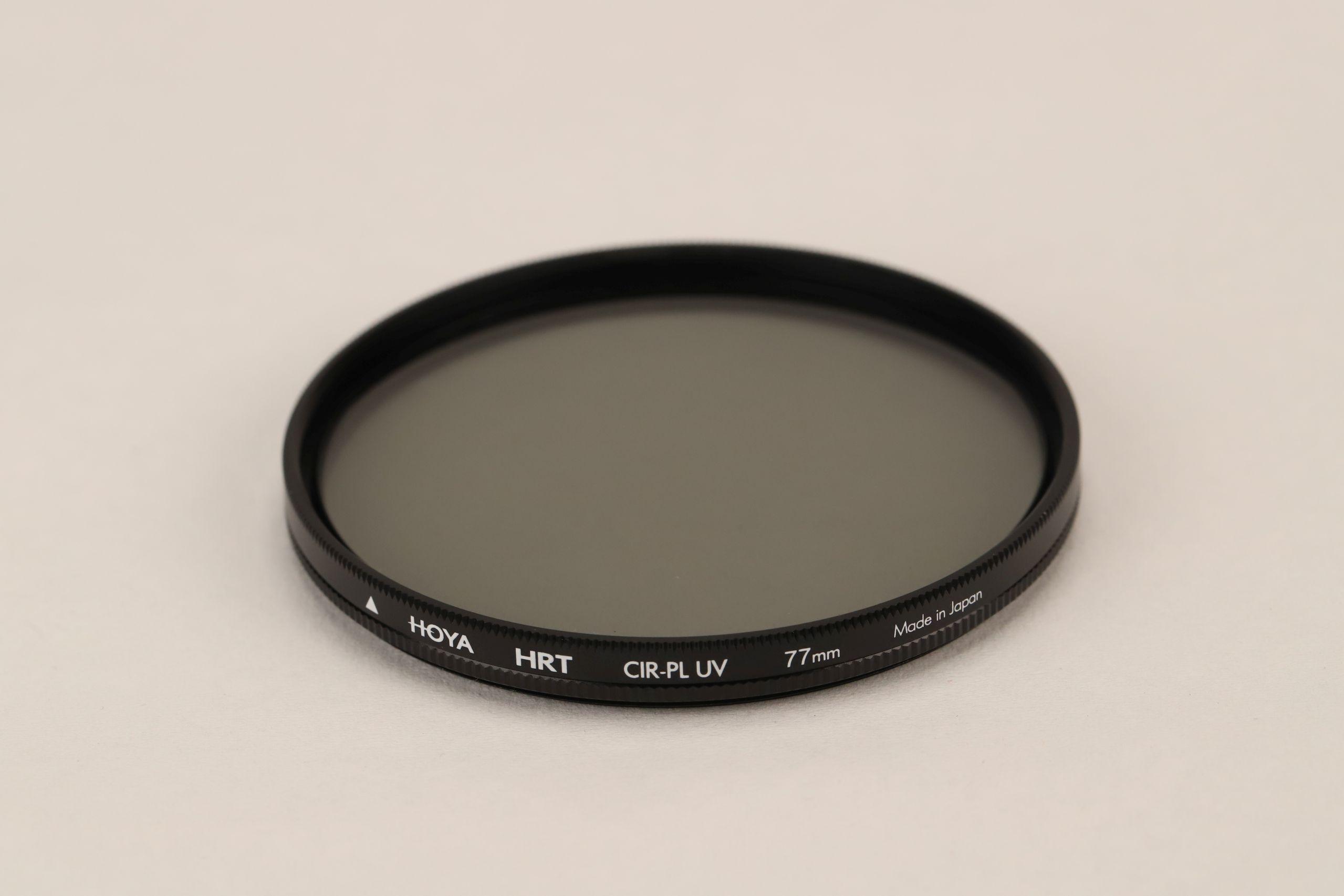 Hoya 77mm Polarizer